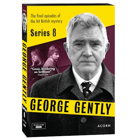 George Gently: Series 8 DVD & Blu-ray