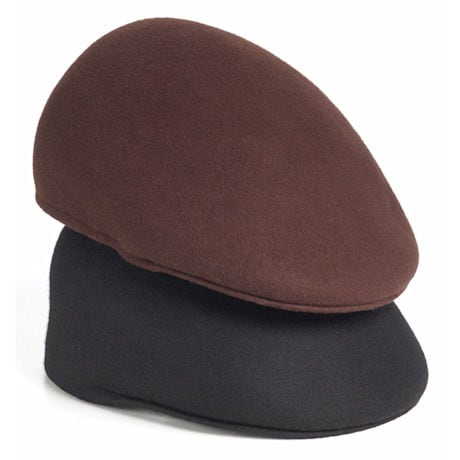 Men's Wool Ascot Cap
