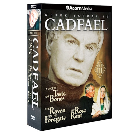 Cadfael: Series 3 DVD
