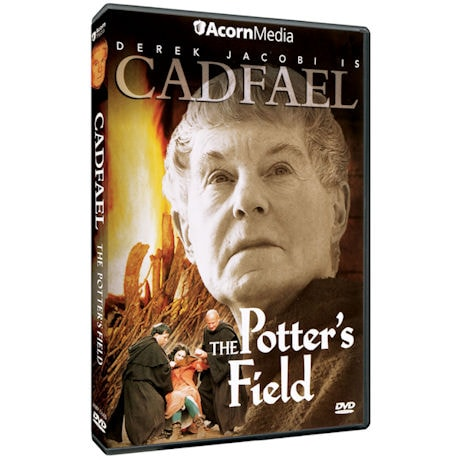 Cadfael: The Potter's Field DVD