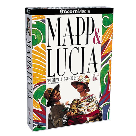 Mapp & Lucia: Series One