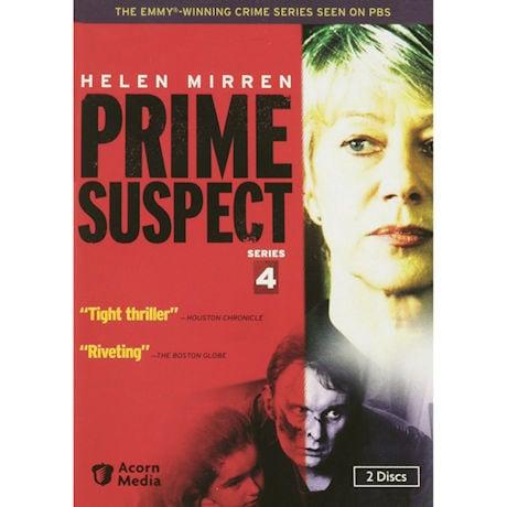 Prime Suspect: Series 4 DVD