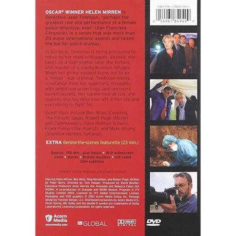 Prime Suspect: Series 6 DVD