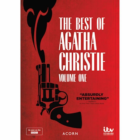 The Best of Agatha Christie Volume One DVD