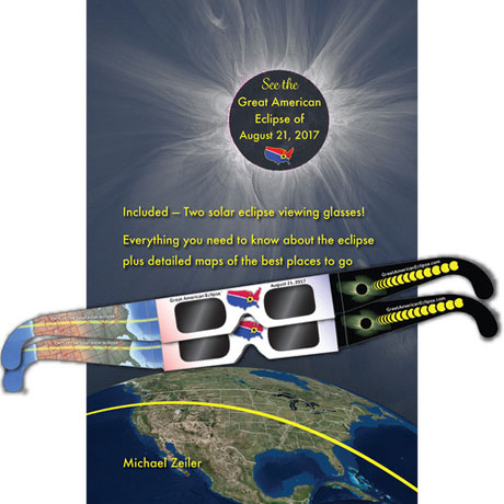 See the Great American Eclipse of August 21, 2017, Guide and Glasses