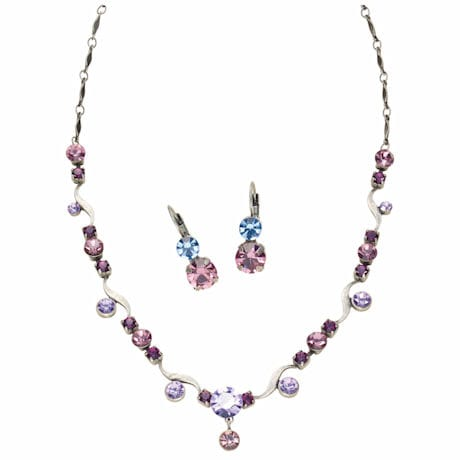 Dorset Crystal Earrings