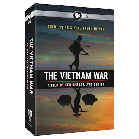 The Vietnam War: A Film by Ken Burns and Lynn Novick DVD & Blu-ray