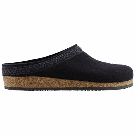 Stegmann Original Felt Clogs: Men's