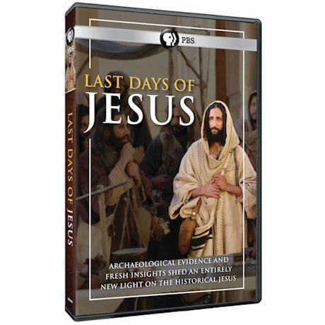 The Last Days of Jesus DVD