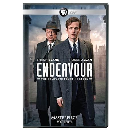 Endeavour: Season 4 (UK Edition)