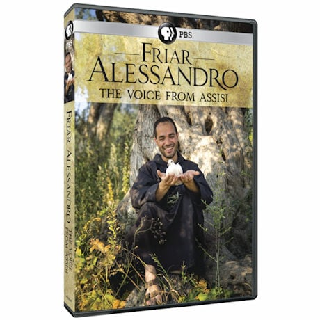 Friar Alessandro: The Voice from Assisi DVD