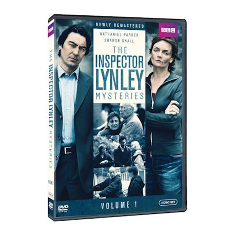 Inspector Lynley Remastered: Volume 1 DVD