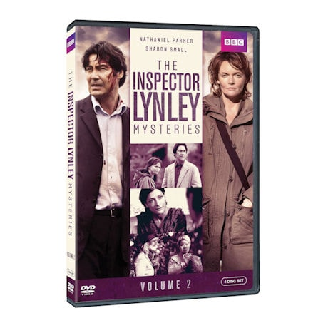 Inspector Lynley Remastered: Volume 2 DVD
