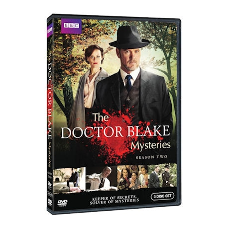 Doctor Blake Mysteries: Season 2