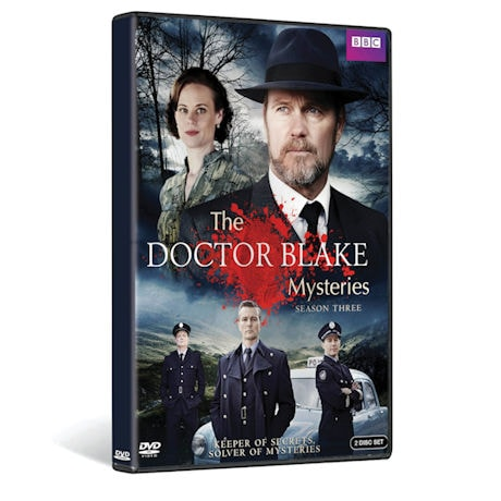 Doctor Blake Mysteries: Season 3 DVD