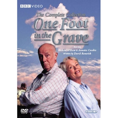 One Foot In The Grave: The Complete Series DVD