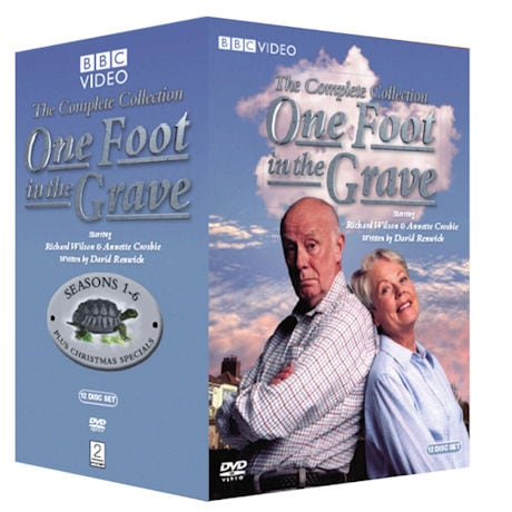 One Foot In The Grave: The Complete Series