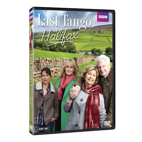 The Last Tango in Halifax: Season 1 DVD