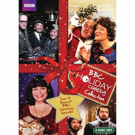 BBC Holiday Comedy Collection DVD