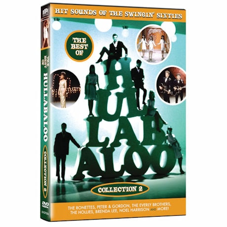 The Best of Hullabaloo: Collection 2 DVD
