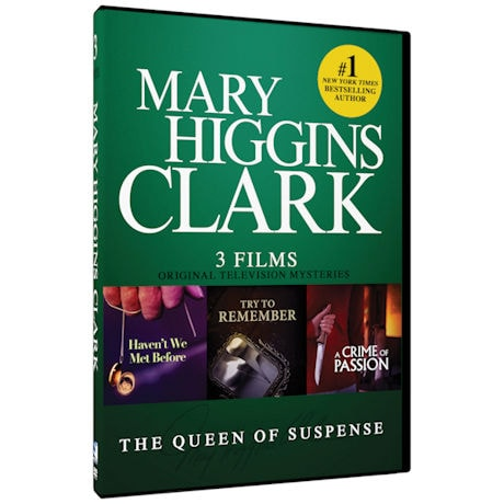Mary Higgins Clark: 3 Films DVD