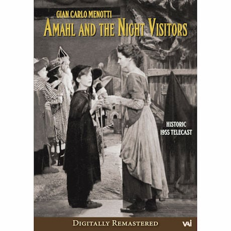 Amahl and the Night Visitors DVD & Blu-ray