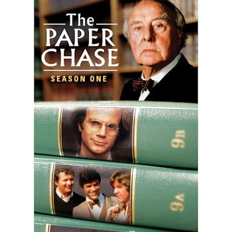The Paper Chase: Season 1 DVD