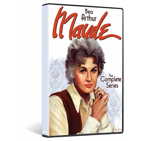 Maude: The Complete Series DVD