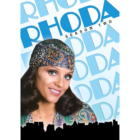 Rhoda: Season 2 DVD