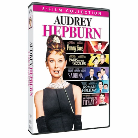 Audrey Hepburn 5 Film Collection