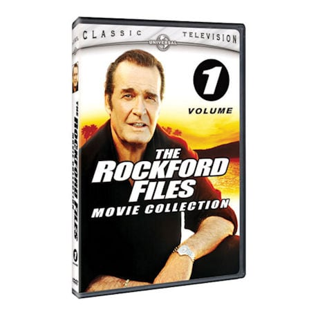 The Rockford Files: Movie Collection - Volume 1 DVD