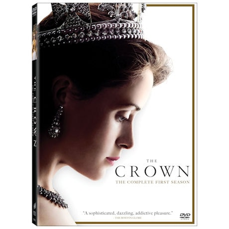 The Crown: Season 1 DVD & Blu-ray