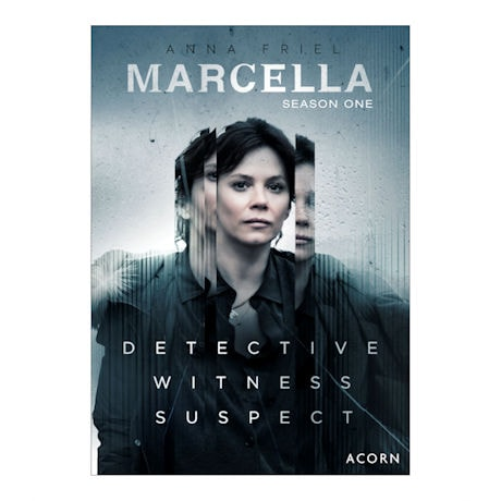 Marcella: Season 1 DVD
