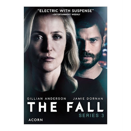 The Fall: Series 3  DVD & Blu-ray