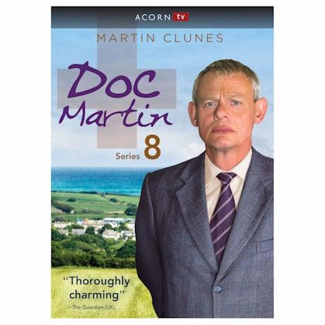 PRE-ORDER Doc Martin: Series 8