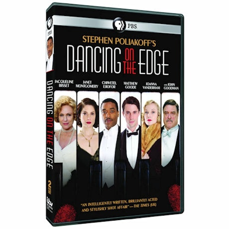 Dancing on the Edge DVD & Blu-ray