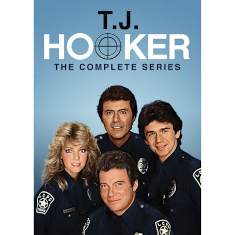 TJ Hooker :The Complete Series