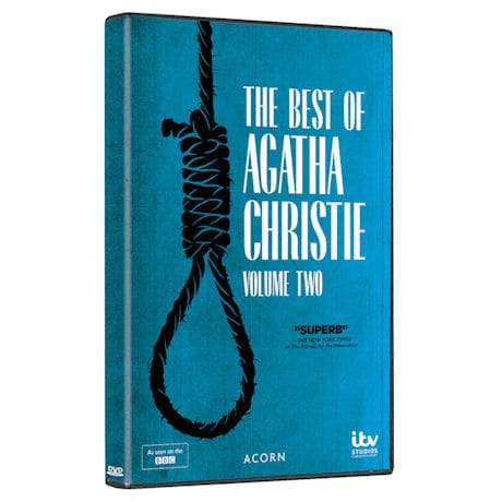 The Best of Agatha Christie Volume 2 DVD