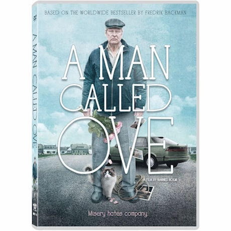 A Man Called Ove DVD & Blu-ray