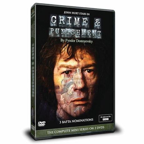 Crime & Punishment DVD