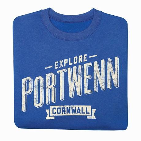 Portwenn Tourist Shirts
