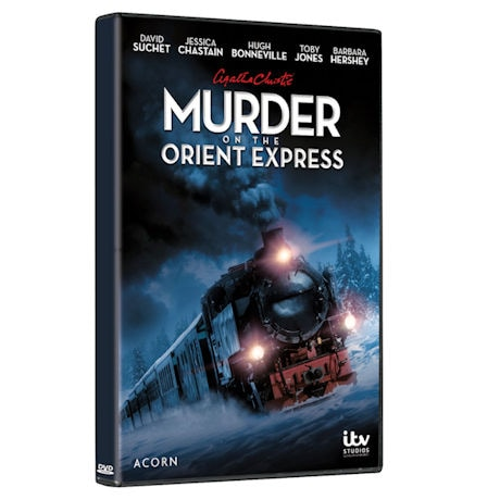 Agatha Christie's Murder on the Orient Express DVD