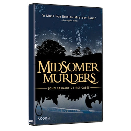 Midsomer Murders: John Barnaby's First Cases DVD