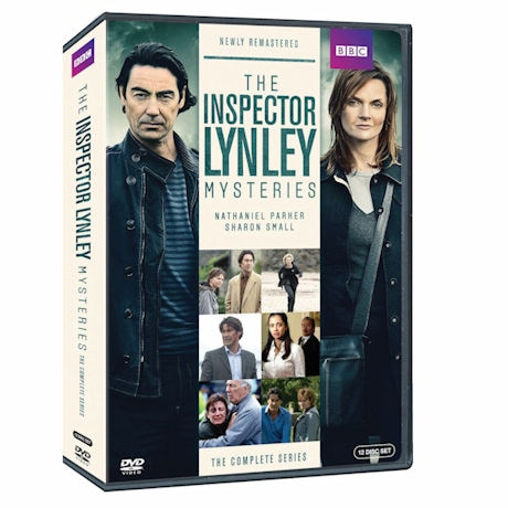 Inspector Lynley: The Remastered Complete Collection DVD