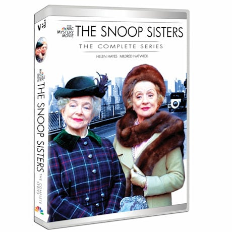 Snoop Sisters: The Complete Series DVD