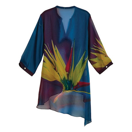 Bird of Paradise Tunic