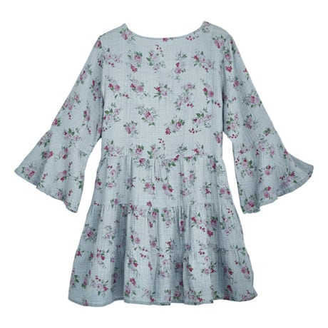 Tea Rose Ruffle Tunic