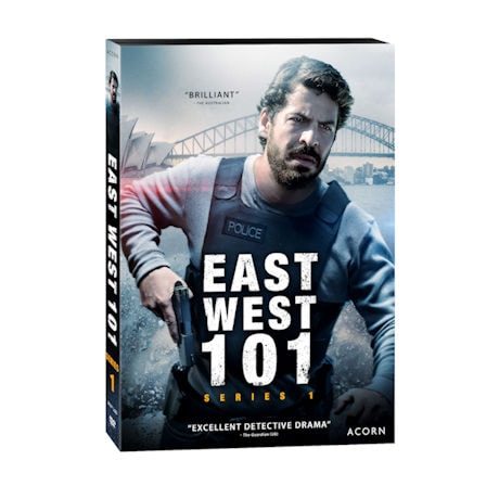 East West 101, Series 1 DVD
