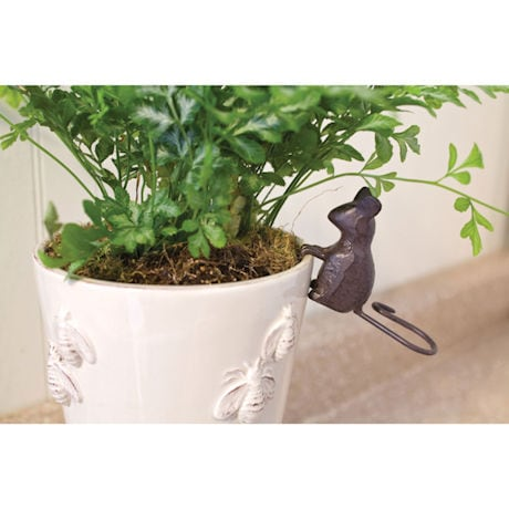 Mini Mouse Pot Hangers