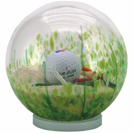 Sand Trap Golf Globe